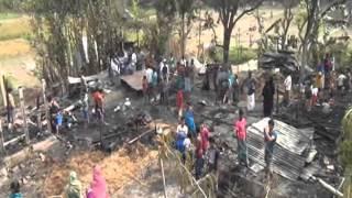 madaripur fire news