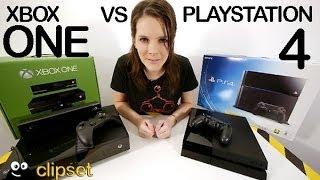 PlayStation 4 vs XBox One comparativa review en español