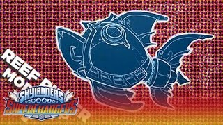 Official Skylanders SuperChargers Mod Shop: Reef Ripper