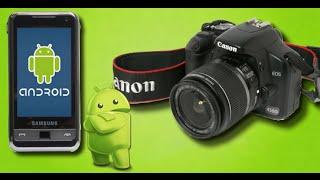 تطبيق اندرويد يجعل هاتفك يلتقط صور عالية الجودة مثل كاميرا Canon