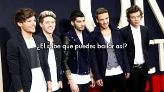 Does He Know?- One Direction Subtitulada al español.