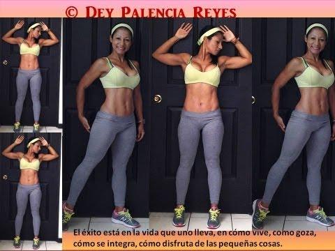Aumentar Y Tonificar Piernas Y Gluteos Entrenamiento 58 Dey Palencia Reyes