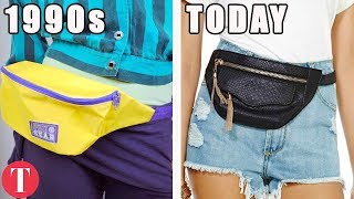 10 Fashion Items That Went From Cringe To Cool