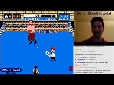 Mike Tyson's Punch-Out!! Speedrun Tutorial (Part 1)