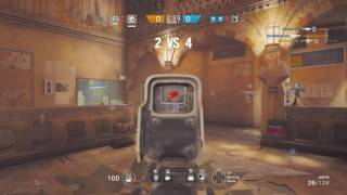 Rainbow Six Siege ACE(almost)