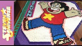 Steven Universe (In 84,134 Dominoes!)