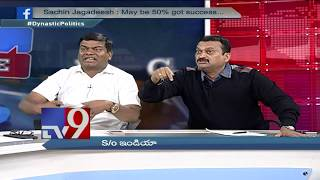 Big News Big Debate : Bandla Ganesh Vs Jeevan Reddy over Pawan Kalyan's comments || Rajinikanth TV9