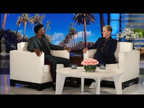 Ellen Reveals She Called the Academy to Help Re Hire Kevin Hart As Oscars Host
