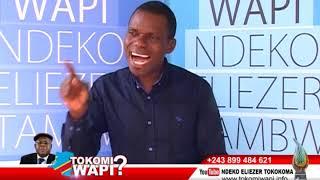 TOKOMI WAPI 07 11 2018  NANI PROMOTEUR YA DESORDRE NA SANKURU?