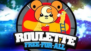 I'm Sorry Little Bear (ROULETTE FFA)