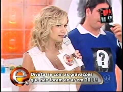 Eliana Divirta se com os erros de gravação de 2011