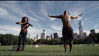 Neguin & Secada in Central Park, NYC | YAK FILMS