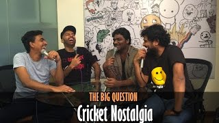 SnG: Why We Love Cricket? Ft Zakir Khan | The Big Question Episode 30 | Video Podcast