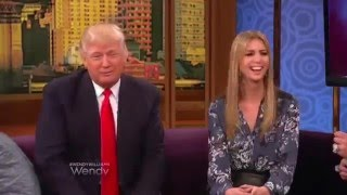 Donald Trump wants Sex with His Daughter