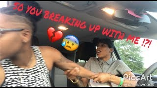 USED CONDOM PRANK ON GIRLFRIEND !!!! ( ENDS IN BREAK UP)