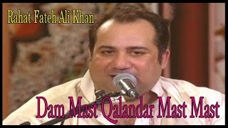 Rahat Fateh Ali Khan - Dam Mast Qalandar Mast Mast