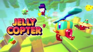🚁 Jelly Copter - Official Launch Trailer