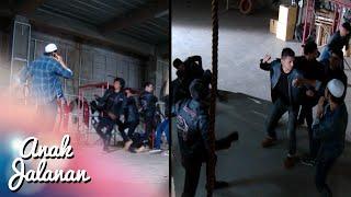 Black Cobra Gak Bisa Menang Lawan Abah Rama [Anak Jalanan] [19 Jan 2016]
