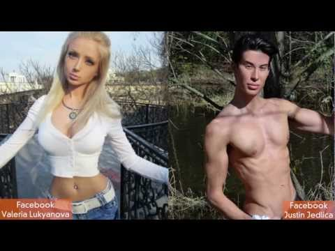 Real Life Ken and Barbie Hate Each Other