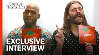 Yaaaas or Rotten: 'Queer Eye' Fab Five Rate TV & Movies | Rotten Tomatoes