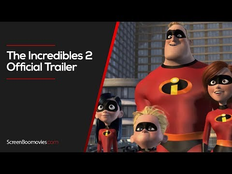 The Incredibles 2 - Official Trailer