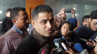 Muhammad Nazaruddin Bersaksi di Sidang Setya Novanto