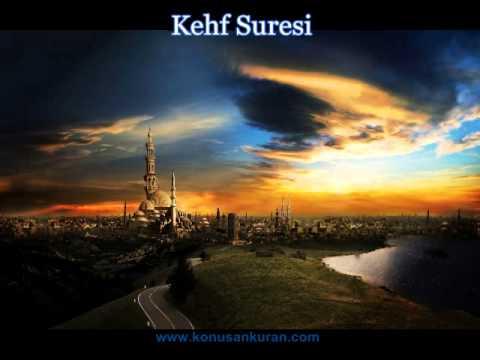 Kehf Suresi - Konuşan Kuran-ı Kerim-018 (Arapça - Türkçe)