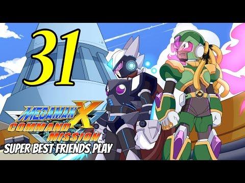 Xxx Mp4 Best Friends Play Megaman X Command Mission Part 31 3gp Sex