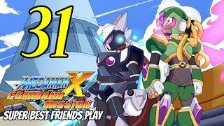 Best Friends Play Megaman X: Command Mission (Part 31)