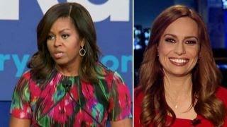 Roginsky: Going after Michelle Obama not 'smart politics'