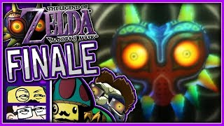 Moggy & Jonny lieben The Legend Of Zelda: Majoras Mask! - [FINALE] #68