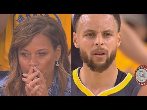 Xxx Mp4 Stephen Curry 39 S Mom Stressed Out While Watching Steph Amp Seth Curry In Game 2 3gp Sex