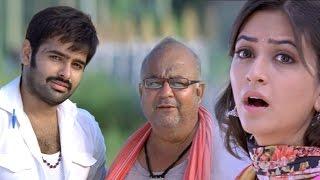 Nenu Sailaja Movie Ram's Ongole Githa Moive Back 2 Back Comedy Scenes Volga Video