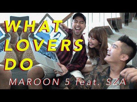 Xxx Mp4 Maroon5 What Lovers Do Cover By Vidi Aldiano Sheila Dara Boy William 3gp Sex