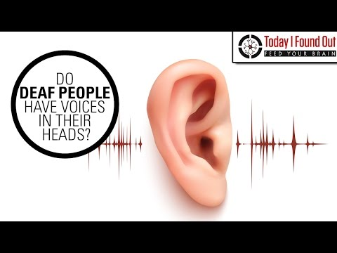How Do Deaf People Think