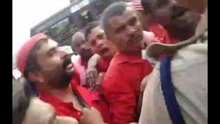 Action Hero Biju Kerala Police Adimali   Nokkukooli issue