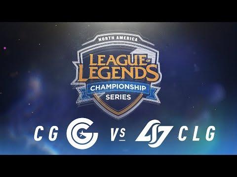 Xxx Mp4 CG Vs CLG Week 2 Day 1 NA LCS Spring Split Clutch Gaming Vs Counter Logic Gaming 2018 3gp Sex