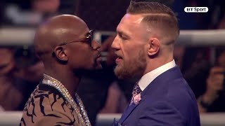 Floyd Mayweather vs. Conor McGregor: World Tour best bits