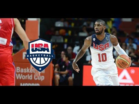 Kyrie Irving Team USA MVP Offense