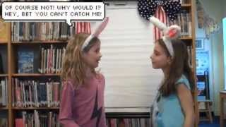 90 Second Newbery Film, El Deafo, by lower schoolers