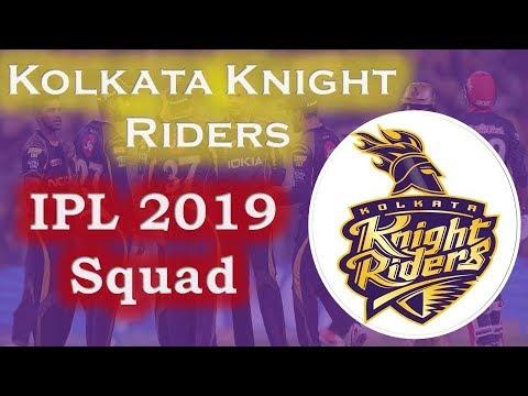 Xxx Mp4 IPL 2019 Kolkata Knight Riders Team Squad KKR Probable Team For IPL 2019 3gp Sex