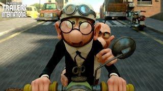 Mortadelo & Salaminho - em Missão Inacreditável | Trailer Oficial [HD]