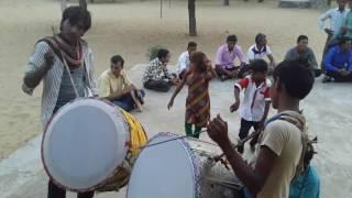 Marwari dhol thali
