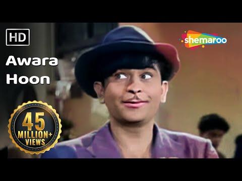 Xxx Mp4 Awara Hoon Raj Kapoor Awaara Mukesh Shankar Jaikishan Comedy Week Special HD 3gp Sex