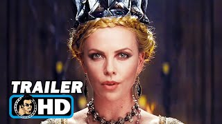 Snow White and the Huntsman - Official Trailer (HD) Kristen Stewart, Charlize Theron