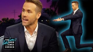 Ryan Reynolds Reveals His Deadpool Training Secret