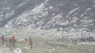Langtang devastated by Nepal earthquake