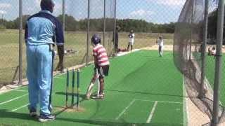 N Austin Kids Cricket Practice 7/20/13 (2 of 3)