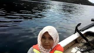 Nyebrang ke pulau pasumpahan island sumatra barat