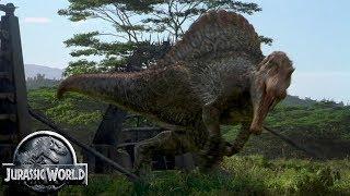 The Mysteries of Isla Sorna - Jurassic World Fallen Kingdom Sorna